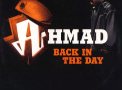 Ahmad – Back In The Day