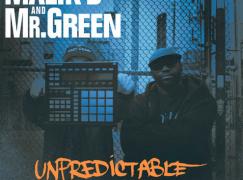 Malik B & Mr. Green – Dark Streets ft. R.A. The Rugged Man