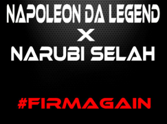 Narubi Selah x Napoleon Da Legend – Firm Again