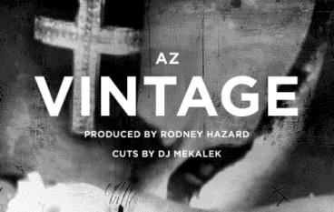 AZ – Vintage (prod. Rodney Hazard)