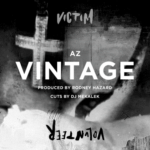 AZ - Vintage (prod. Rodney Hazard)