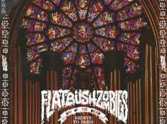 Flatbush Zombies – Redeye To Paris ft. Skepta