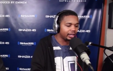 Charles Hamilton Freestyles Live on Sway in the Morning