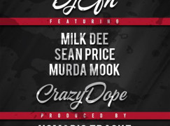 DJ EFN – Crazy Dope ft. Milk Dee, Sean Price & Murda Mook