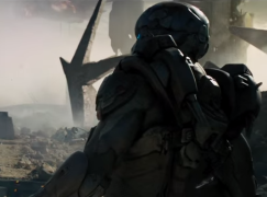 Halo 5 Guardians Spartan Locke Ad