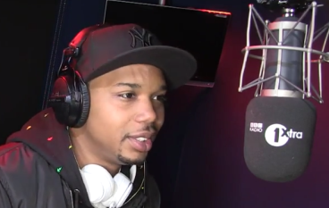 Charles Hamilton (Fire In the Booth)