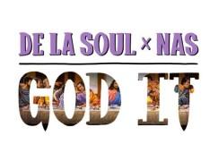 De La Soul – God It ft. Nas