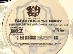 Fabolous – Been Around The World (Freestyle)