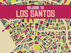 The Alchemist & Oh No: Welcome to Los Santos (LP)