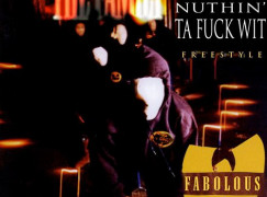 Fabolous – Ain't Nuthin' Ta F*ck Wit Freestyle