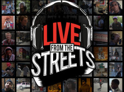 Mr. Green – Live From The Streets (LP)