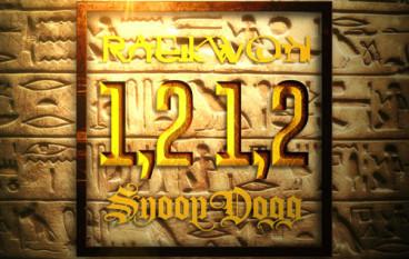 Raekwon – 1,2 1,2 ft. Snoop Dogg (prod. Scoop DeVille)