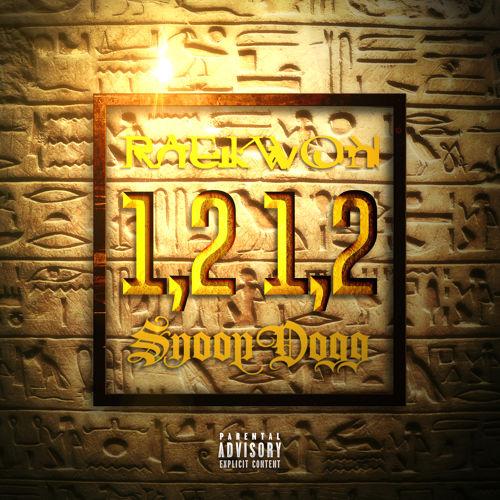Raekwon - 1,2 1,2 ft. Snoop Dogg (prod. Scoop DeVille)