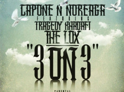 Capone-N-Noreaga – 3 On 3 ft. Tragedy Khadafi & The L.O.X.