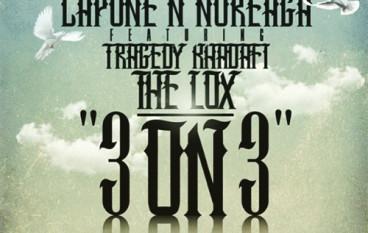 Capone-N-Noreaga – 3 On 3 ft. Tragedy Khadafi & The L.O.X.