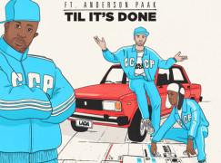 DJ Premier & BMB Spacekid – Til It's Gone ft. Anderson Paak