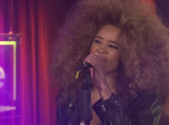 Lion Babe Perform Wonder Woman in the 1Xtra Live Lounge