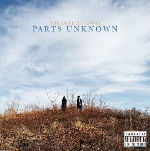 The Doppelgangaz - Parts Unknown (EP)