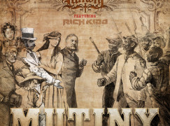 Bishop Lamont – Mutiny ft. Rich Kidd