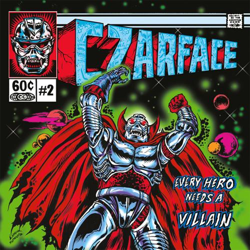 Czarface - Ka-Bang! ft. MF DOOM