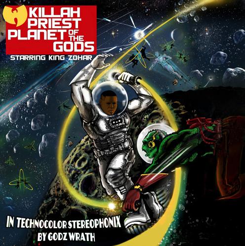 Killah Priest - Planet Of The Gods (LP)