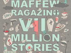Maffew Ragazino – VIII Million Stories (EP)
