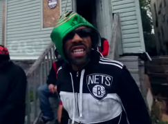 Redman – Somebody Got Robbed ft. Mr. Yellow