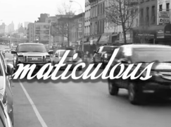 maticulous – Stellar Intro ft. Your Old Droog