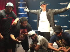 Eminem Freestyle on Sway In The Morning