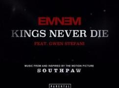 Eminem – Kings Never Die ft. Gwen Stefani
