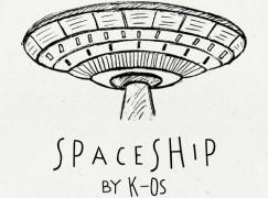 k-os – Spaceship