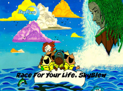 SkyBlew – Race For Your Life, SkyBlew!