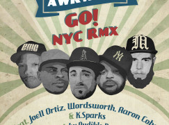 Awkword – Go! (NYC Remix) ft. Wordsworth, Aaron Cohen, K. Sparks & Joell Ortiz