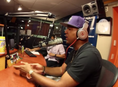 Skyzoo Freestyles On 'ShowOff Radio'
