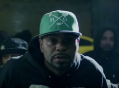 Method Man – Straight Gutta ft. Redman, Hanz On & Streetlife