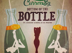 Curren$y – Bottom Of The Bottle ft. August Alsina & Lil Wayne