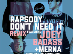 Rapsody – Don't Need It (Remix) ft. Joey Bada$$