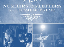 J-Live – Numbers And Letters feat. Rome Supreme