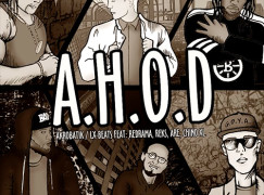 "Akrobatik – ""A.H.O.D."" ft. Redrama, REKS, Are & Chino XL"