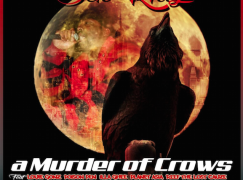 Sav Killz – A Murder of Crows ft. Planet Asia & Reef the Lost Cauze (prod. Vokab)