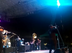 The Roots Perform at Summerstage With Common & Talib Kweli