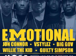 MoSS – Emotional (Redux) ft. Jon Connor, Willie the Kid & Guilty Simpson