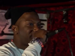 Ras Kass at Lit Lounge (Its Alive) Part 1
