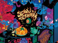 Semi Hendrix – Breakfast At Banksy's (LP)