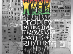 A Tribe Called Quest – Bonita Applebum (Pharrell Remix)