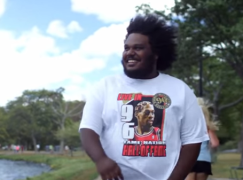 Michael Christmas – Look Up/Save The Day