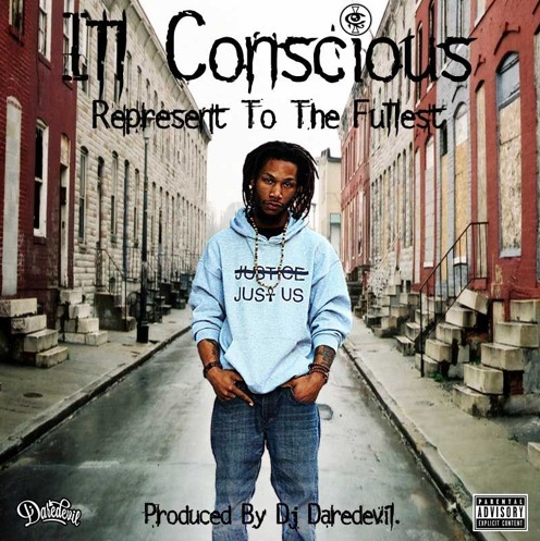Ill Conscious - Represent To The Fullest (prod. By Dj Daredevil)