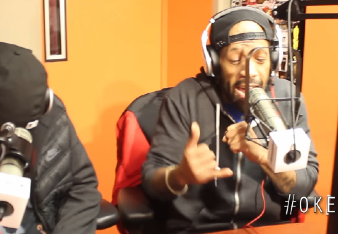 Redman & Lord Finesse Freestyle on 'Toca Tuesdays'