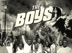 Blu & Klaus Layer – The Boys