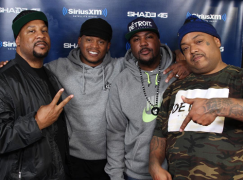 D12 Freestyles On 'Sway In The Morning'